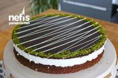 rownie Pasta Tarifi – Pişmeyen nefis bir pasta – Nefis Yemek Tarifleri