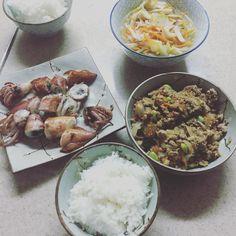 越來越愛煮終於明白為何媽咪們的嘴很挑但都愛吃自己煮的#真材實料