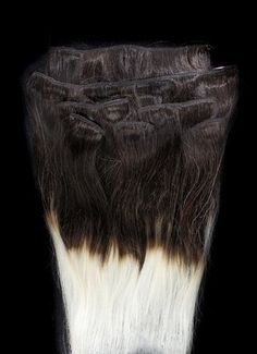"""20"""" 100% REMY Human OMBRE Hair Extensions 7Pcs Clip in #T2/60 by Hair faux You. $84.99. High quality, tangle free, silky soft & thick;. High quality metal clip, corresponding colors looks natural;. Full Head 20"""" 100% REMY Human OMBRE Hair Extensions 7Pcs Clip in #T2/60. 100% human hair, can be curled, dyed, straightened;. Easy to attach and remove, totally DIYable.. 20"""" 100% REMY Human OMBRE Hair Extensions 7 Pcs Clip in #T2/60.The top is #2 (Darkest Brown) to a #60 (Whi..."""