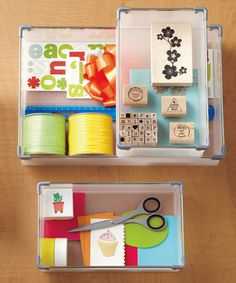 Classroom Organization 101 from The Container Store