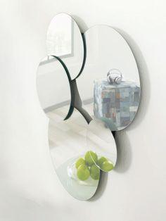 miroirs ronds design
