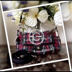 ❤️COACH TARTAN SHOULDER/CROSSBODY BAG❤️ Brand new with tag. Never been used. ❌NO TRADE❌NO LOWBALLERS❌PLEASE ASK QUESTIONS✅ Coach Bags Crossbody Bags