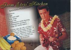 Elvis's Banana Pudding, click for recipe.  #knife #knives www.hesslerworldwide.com