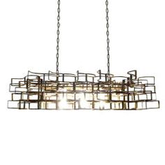 """Solar Power"""" Salvaged Metal Light Fixture by Lucy Slivinski   From a unique collection of antique and modern chandeliers and pendants at https://www.1stdibs.com/furniture/lighting/chandeliers-pendant-lights/"""