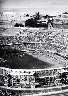Stadion Feijenoord oud