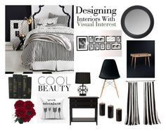 """""""Untitled #11"""" by handitia-putri on Polyvore featuring interior, interiors, interior design, home, home decor, interior decorating, PBteen, Design Within Reach, Jayson Home and WALL"""