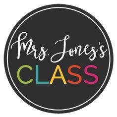 Mrs. Jones's Class