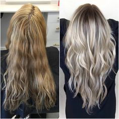 "535 Likes, 19 Comments - Becky Miller (@beckym_hair) on Instagram: ""Before 