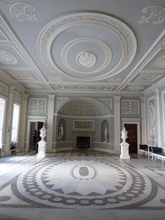 Osterley Entrance Hall