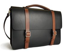Two Tone Classic Messenger Bag, Handmade Briefcase, Full Grain Leather, Two compartments Leather Briefcase, Leather Backpack, Diaper Bag Backpack, Diaper Bags, Buy Backpack, Leather Bags Handmade, Wrap, Everyday Bag, Custom Bags