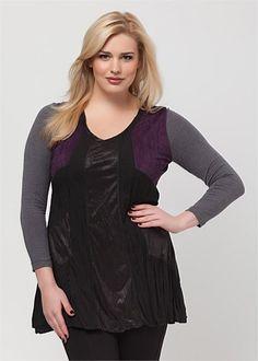 Plus Size Clothing Catalog | Plus Size Look Books - TS14