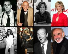 Mirror, mirror on the wall, who is the most well-preserved celebrity of them all?