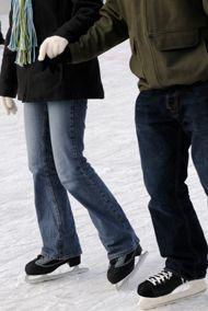 Outdoor Skating Around Boston