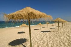 Comporta beach - Alentejo, Portugal Portugal, Amazing Places, Wind Turbine, The Good Place, Paradise, Patio, Spaces, Outdoor Decor, Travel