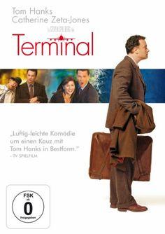 Terminal * IMDb Rating: 7,2 (177.742) * 2004 USA * Darsteller: Tom Hanks, Catherine Zeta-Jones, Stanley Tucci,