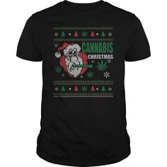 Limited Edition  Canabis Christmas T-Shirts, Hoodies, Sweaters