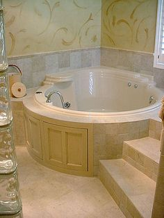 Front Of Jetted Tub With Access Panels Part 89