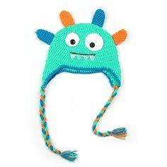 Pusheng Baby Toddler Boys Girls Monster Knit Crochet Beanie Hat Photo Prop Costume Cap Green, http://www.amazon.com/dp/B0159U9L7I/ref=cm_sw_r_pi_awdm_z3Vewb1TDQT17