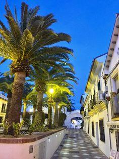Benalmádena Pueblo - Provincia de Málaga - España - Foto: Iván Mora Pernía