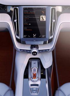 Volvo Estate Concept Interior
