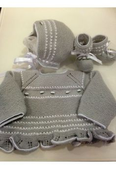 Conjunto bebe gris    http://www.suenodehadas.com/tienda/index.php?route=product/product&manufacturer_id=24&product_id=564