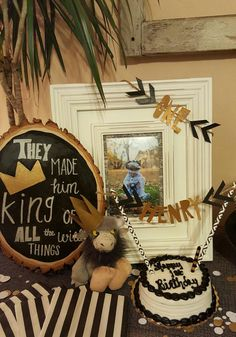 Hey, I found this really awesome Etsy listing at https://www.etsy.com/listing/265306590/wild-one-first-birthday-party-banner-and