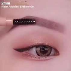 Makeup 101, Beauty Makeup, Hair Beauty, Natural Hair Twists, Natural Hair Styles, Eyebrows, Eyeliner, Face Skin Care, Eyebrow Pencil