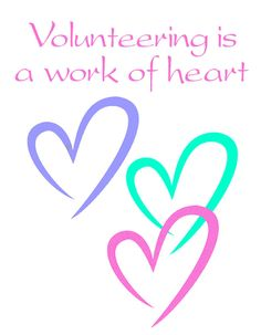 Volunteering is a gift from your heart. Think about a cause that's important to you and then learn how you can help make a difference in the lives of others.
