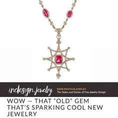 Our Jennifer pendant was on @indesignmagazine today!!  #dropdeadgorgeous  #spinel #ericacourtney #jewelrystateofmind  #lovegold #luxury #luxurybyjck #jewelry #jewelrydesign #jewels #diamond #diamonds #custom #love #stunning #beautiful #color #finejewelry #highendjewels #losangeles #gemstones #blingbling #wow #diamondjewelry #instajewels #diamondsareagirlsbestfriends #wishlist #sparkle