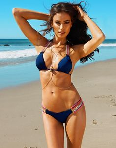 Irina Shayk Sizzles in Beach Bunnys Summer 2013 Campaign | Fashion Gone Rogue: The Latest in Editorials and Campaigns