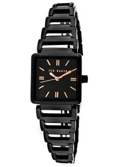 Price:$34.23 #watches Ted Baker TE4032, Whether it's a night out on the town or a day at the park this versatile Ted Baker timepiece always makes a scene. Bangle Bracelets, Bangles, Discount Watches, Brand Name Watches, Ted Baker Womens, Square Watch, Women Brands, Watches For Men, Plating