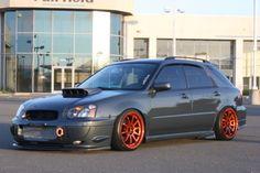 #Subaru #Impreza Wagon