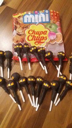 Ninjago Mini Chupa Chups