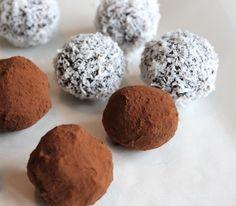 Serveer je truffels op kamertemperatuur, dan smaken ze het allerlekkerst.