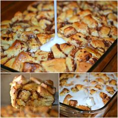 Cinnamon Roll French Toast Casserole!!!! ~ cooking Of all time