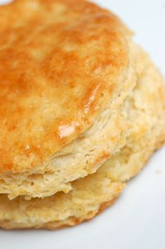 Thomas Keller's Buttermilk Biscuits...