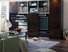 BESTA tv storage unit from IKEA