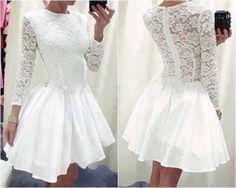 Slim Lace Princess Dress AX112901ax