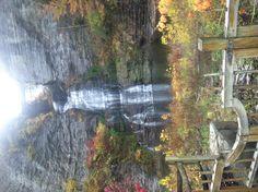 Glenora Falls, Seneca Lake NY