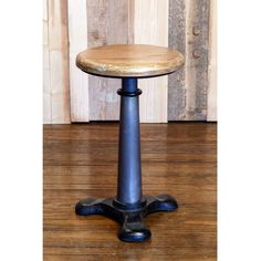Singer low stool / Urban Vintage from Andy Thornton / Low Stools