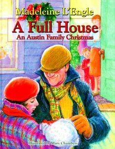 A Full House: An Austin Family Christmas by Madeleine L'Engle http://www.amazon.com/dp/0877880204/ref=cm_sw_r_pi_dp_s2OCub0H42DDB