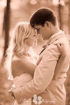 Adorable wedding photos