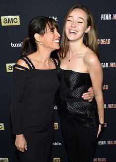 Alycia Debnam Carey | Alycia Debnam-Carey - Fear The Walking Dead Event at Comic-Con in San ...