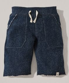 Love this Midnight Patch Organic Boardshorts - Infant, Toddler & Boys on #zulily! #zulilyfinds