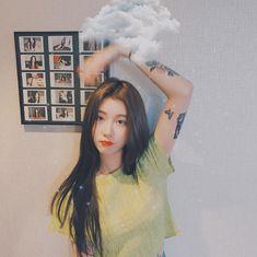 Kpop Tattoos, Girl Tattoos, Kpop Girl Groups, Kpop Girls, Korean Girl, Asian Girl, Japanese Photography, Girl Korea, Uzzlang Girl