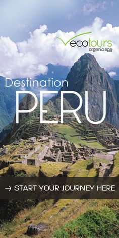 Organic Spa Magazine Presents Destination Peru EcoTours. Both specially selected resorts we have picked to feature offer individually distinct and unique experiences, chosen for authenticity, dedication to sustainability and green travel practice. http://www.organicspamagazine.com/ecotours-peru/ #EcoTravel