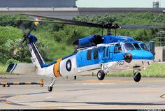 Taiwan AF Sikorsky S-70C Bluehawk