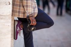 NEW YORK FASHION WEEK 2014 STREET STYLE