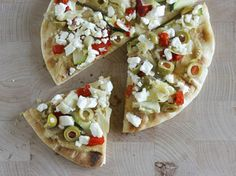 Blogger Deborah Harroun of Taste and Tell makes an easy appetizer with Mediterranean flavors.