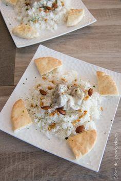 Mansaf | Cahier de gourmandises